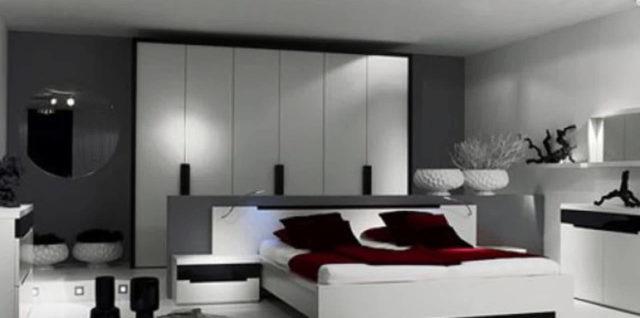 chambre design minimaliste