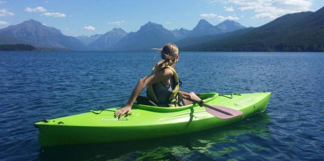 kayak fibre de verre