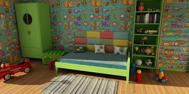 Décorer une chambre à coucher pour plusieurs enfants