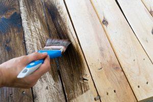 Récupération de palette en bois